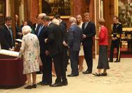 Ο πρίγκιπας Χάρι σνόμπαρε τον Τραμπ στο Μπάκιγχαμ