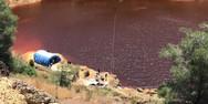 Κύπρος: Βρέθηκε τρίτη βαλίτσα στην Κόκκινη Λίμνη