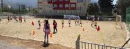 Πάτρα: Beach handball και στα τμήματα υποδομών η Ακαδημία των Σπορ