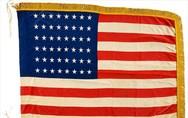 Πωλείται σε δημοπρασία η πρώτη αμερικανική σημαία που υψώθηκε κατά την Απόβαση της Νορμανδίας