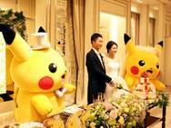 Γάμοι με θέμα τα Pokemon στην Ιαπωνία!