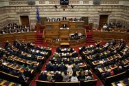 Ξεκινάει η βροχή με τις τροπολογίες στη Βουλή