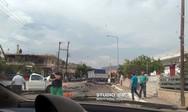 Θανατηφόρο τροχαίο στα Φίχτια Αργολίδας (φωτο)