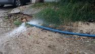 Πάτρα: Νέα βλάβη σε αγωγό της ΔΕΥΑΠ, χωρίς νερό τμήμα του κέντρου