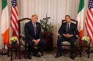 Ο Τραμπ μίλησε για «τείχος» και στα… ιρλανδικά σύνορα
