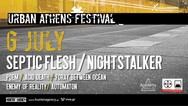 Septic Flesh, Nightstalker & more at Urban Athens Festival