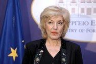 Σία Αναγνωστοπούλου: 'Θετικό το διευρυνσιακό πακέτο που κατέθεσε η ΕΕ'