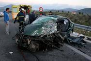 Δυτική Ελλάδα: Αυξήθηκαν τα θανατηφόρα τροχαία τον Μάιο του 2019