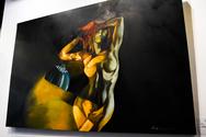 Έκθεση Ζωγραφικής Ιωάννη Γεωργακόπουλου στον Παλίσσανδρο 07-06-19