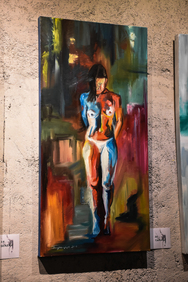 Πάτρα: Iωάννης Γεωργακόπουλος - Η τέχνη μέσα από το γυναικείο σώμα (φωτο)
