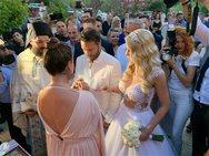 Παντρεύτηκε ο Στράτος Τζώρτζογλου με την Σοφία Μαριόλα (φωτο)