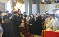 Χάλκη: Λαμπρή ενθρόνιση του νέου Ηγουμένου της Ι. Μονής Αγίας Τριάδος