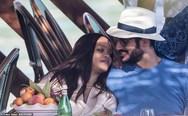 Rihanna - Εξόρμηση στην Ιταλία με τον αγαπημένο της! (φωτο)