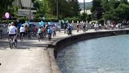 Μικροί και μεγάλοι ποδηλάτες, έδωσαν ένα ευχάριστο τόνο στην περιοχή των Ροϊτίκων (video)