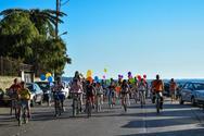 Ποδηλατάδα και παράσταση Καραγκιόζη στα Βραχναίικα!