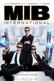 Προβολή Ταινίας 'Men in Black: International' στην Odeon Entertainment