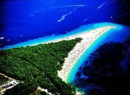 Zlatni Rat - Η παραλία που 'μετατοπίζεται'