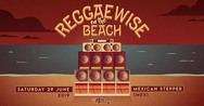 'Reggaewise on the Beach' στην Ά Πλαζ Αλίμου