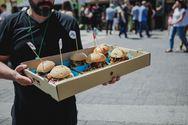 Με επιτυχία η γιορτή του burger στη Θεσσαλονίκη (φωτο)