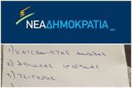Αποκλειστικό ρεπορτάζ του patrasevents.gr - Αυτοί είναι οι υποψήφιοι της ΝΔ στην Αχαΐα