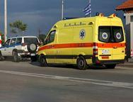 Τραυματίας σε τροχαίο ο πατέρας του νεκρού βρέφους στη Θεσσαλονίκη