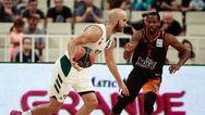 Basket League: Πρωταθλητής ο Παναθηναϊκός - Έγραψε ιστορία ο Προμηθέας Πατρών