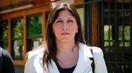 Ζωή Κωνσταντοπούλου για Βαρουφάκη: 'Αχταρμάς το κόμμα του'