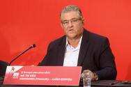 Στην Πάτρα ο Γενικός Γραμματέας του ΚΚΕ, Δημήτρης Κουτσούμπας