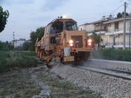 Πάτρα - Αποκαταστάθηκε η βλάβη στη γραμμή του Προαστιακού (φωτο+video)