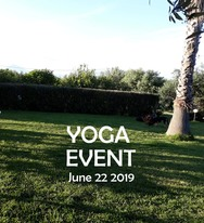 The Yoga Event στο Μιντιλόγλι