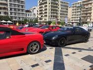 Το πάθος για τις Ferrari έφτασε στην Πάτρα και έγινε... έρωτας! (pics+vids)