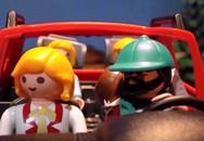 Ένα βίντεο για τα τροχαία ατυχήματα και τη σημασία της αιμοδοσίας, όπου πρωταγωνιστούν Playmobil!