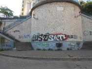Πάτρα: Στις σκάλες της Τριών Ναυάρχων 'σκοτώνεσαι' άνετα (pics)