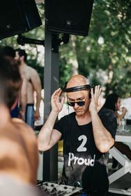 Nikos Diamantopoulos & Andy Es at Mirasol 15-06-19