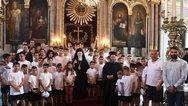 Οικουμενικός Πατριάρχης: 'Να συμβάλλουμε στην δημιουργική συνεργασία ανθρώπων και λαών' (φωτο)