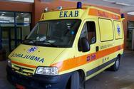 Ποδήλατο συγκρούστηκε με φορτηγό στην Κρήτη