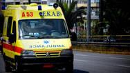Πάτρα: Eπιβάτης ταξί τραυματίστηκε σε τροχαίο