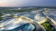 600.000 θέσεις εργασίας στο νέο διεθνές αεροδρόμιο του Πεκίνου