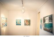 Με επιτυχία τα εγκαίνια της ζωγραφικής έκθεσης 'Le Grand Sud' (φωτο)
