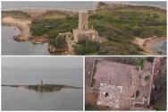Ο Φάρος της Καυκαλίδας στολίζει το δυτικότερο σημείο της Πελοποννήσου (pics+vids)