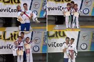 Πάτρα - Με διακρίσεις έκλεισε η αγωνιστική σεζόν για τους μικρούς αθλητές της Αστραπής!