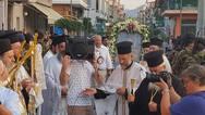 Γιορτάζει τον Πολιούχο της η Κάτω Αχαΐα Άγιο Ιωάννη Πρόδρομο