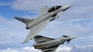 Γερμανία: Μαχητικά eurofighter συγκρούστηκαν στον αέρα