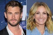 Julia Roberts και Chris Hemsworth θα αποκτήσουν αστέρι το 2020!