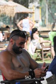 Mainstream Sundays at Sao Beach Bar 23-06-19 Part 1/2