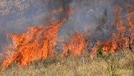 Δυτική Ελλάδα: Αυξημένος ο κίνδυνος πυρκαγιάς την Τετάρτη