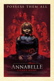 Προβολή Ταινίας 'Annabelle Comes Home' στην Odeon Entertainment
