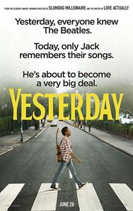 Προβολή Ταινίας 'Yesterday' στην Odeon Entertainment