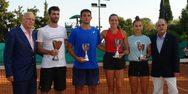 Τένις: Χάρης Καπόγιαννης και Άννα Αρκαδιανούοι Πρωταθλητές Ελλάδας για το 2019