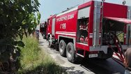 Πάτρα: Έκτακτη ανακοίνωση του δήμου για κίνδυνο πυρκαγιάς